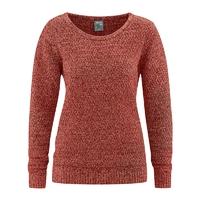 """Pull """"Emma"""" tricot épais - chanvre et coton bio"""