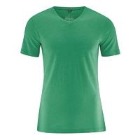 """T-shirt col V """"Vince"""" - chanvre et coton bio"""