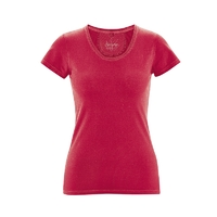 """T-shirt manches courtes """"Sunny"""" - chanvre et coton bio"""
