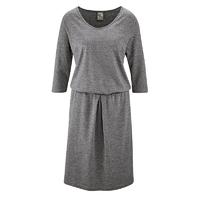 """Robe classique """"Almuth"""" - chanvre et coton bio"""
