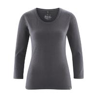 """T-shirt manches longues 7/8 """"877""""- chanvre et coton bio"""