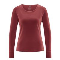 """T-shirt manches longues """"860"""" - coton bio et chanvre"""