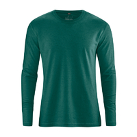 """T-shirt manches longues """"Diego"""" - chanvre et coton bio"""