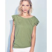 """T-shirt manches courtes """"880"""" - coton bio et chanvre"""