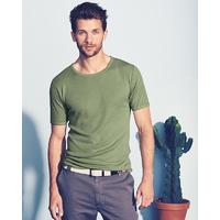 """T-shirt manches courtes """"822"""" - coton bio et chanvre"""