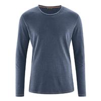 """T-shirt manches longues """"830"""" - chanvre et coton bio"""