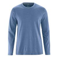"""T-shirt manches longues """"828"""" - chanvre et coton bio"""