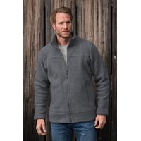 Veste cintrée homme - 100% laine mérinos