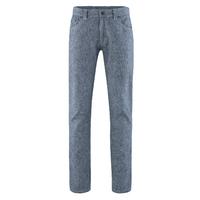 """Pantalon recyclé femme """"556"""" - coton bio et chanvre et matières recyclées"""