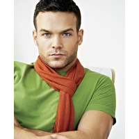"""T-shirt manches courtes homme """"Brisko"""" - chanvre et coton bio"""