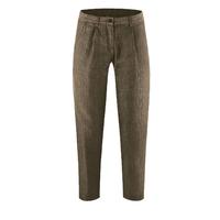 "Pantalon chino femme ""565"" - chanvre et coton bio"