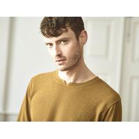 """T-shirt manches longues homme """"838"""" - chanvre et coton bio"""