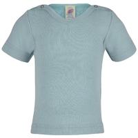 """T-shirt bébé manches courtes """"707020"""" - laine mérinos et soie"""