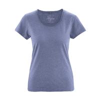 """T-shirt manches courtes """"Breeze"""" - chanvre et coton bio"""