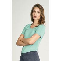 """T-shirt manches courtes femme """"662"""" - chanvre et coton bio"""