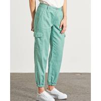 """Pantalon cargo femme """"573"""" - chanvre et coton bio"""