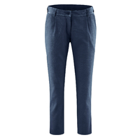 """Pantalon plissé femme 7/8 """"557"""" - coton bio et chanvre"""