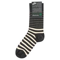 Socquettes rayées - chanvre et coton bio