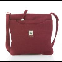 Mini sac bandoulière XS - chanvre et coton bio