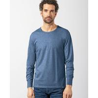 """T-shirt homme manches longues Yak """"844"""" - coton bio, chanvre et laine de yak"""