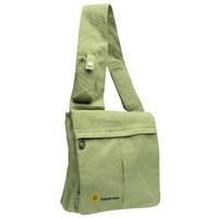 Grand sac bandoulière - chanvre et coton bio