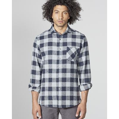 chemise éthique bio DH029_graphit_platinum