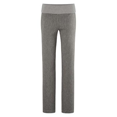 pantalon bio femme dh539_gris_chiné