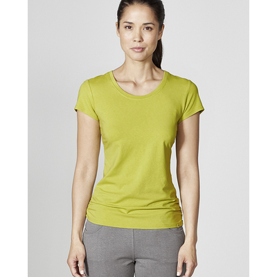 t-shirt Hemp Age chanvre DH263_vert_pomme