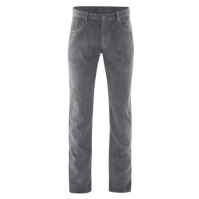 pantalon velours bio DH545_gris_pierre