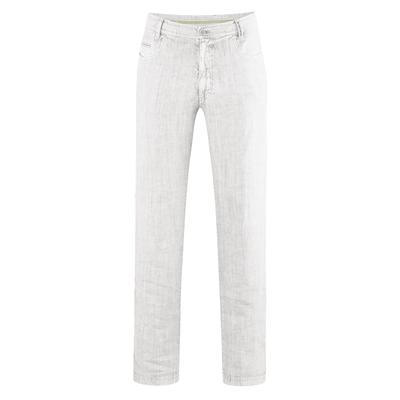 pantalon chanvre femme DH528_blanc