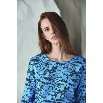 T-shirt bicolore femme DH890