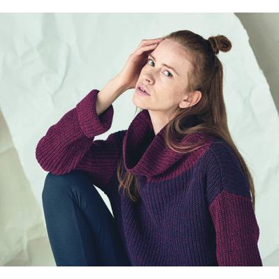 pullover femme chanvre bio LZ314