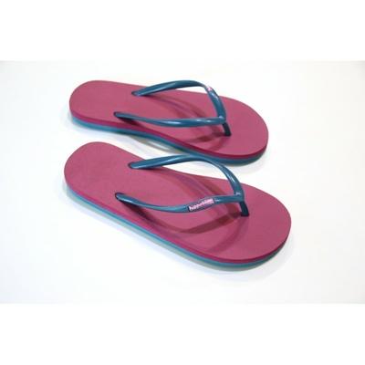 tongs latex alapagos-slim-violet-blue-strap-slim-