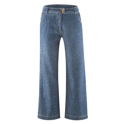 jeans femme chanvre DH566_indigo