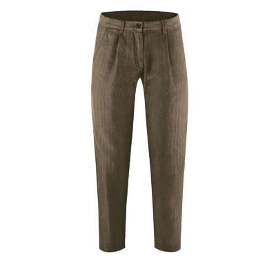 pantalon chino DH565_tobacco