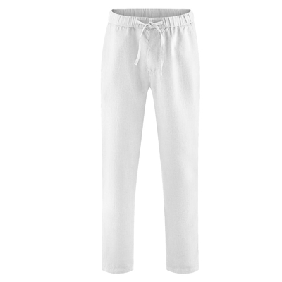 pantalon bio unisexe DH572_white