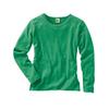tee-shirt coton bio dh207 smaragd
