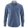 chemise bio DH036 bleu encre