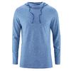 tee-shirt coton bio DH809_cornflower