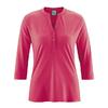 blouse coton bio DH863_tomato