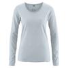 t-shirt coton biologique DH861_platinum