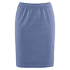jupe commerce équitable DH149_blueberry