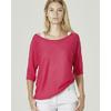 t-shirt chanvre coton bio lz356_tomato