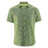 chemisette coton bio homme DH027_vert_pomme