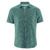chemise homme chanvre DH027_vert_jade