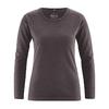 t-shirt coton bio chanvre DH207_mocca