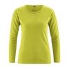 t-shirt coton bio femme DH207_apple