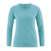 t-shirt chanvre femme DH207_turquoise