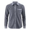 polo jersey gris dh032_graphit