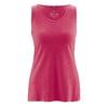 t-shirt femme éthique rouge dh241_tomate